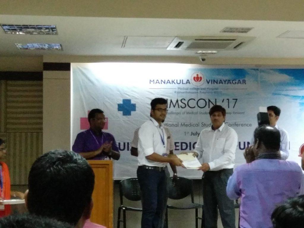 Yashwanth award-min
