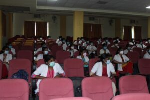 1. PTV Day 2 Interaction with students, Alumni (2)