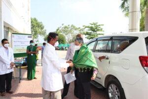 3. PTV Welcoming PT members