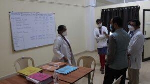 4. PTV Day 2 Visit to bioethics Unit , IEC (1)