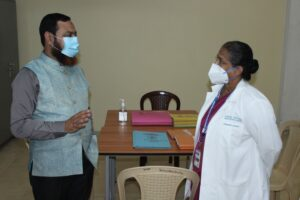 4. PTV Day 2 Visit to bioethics Unit , IEC (2)